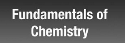 BST 11053 - Fundamentals of Chemistry