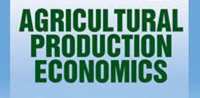 AB 31122 - Agricultural Production Economics